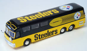 Steeler Party Bus