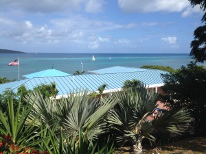 old roof 5U cotton valley shores St Croix USVI before Maria